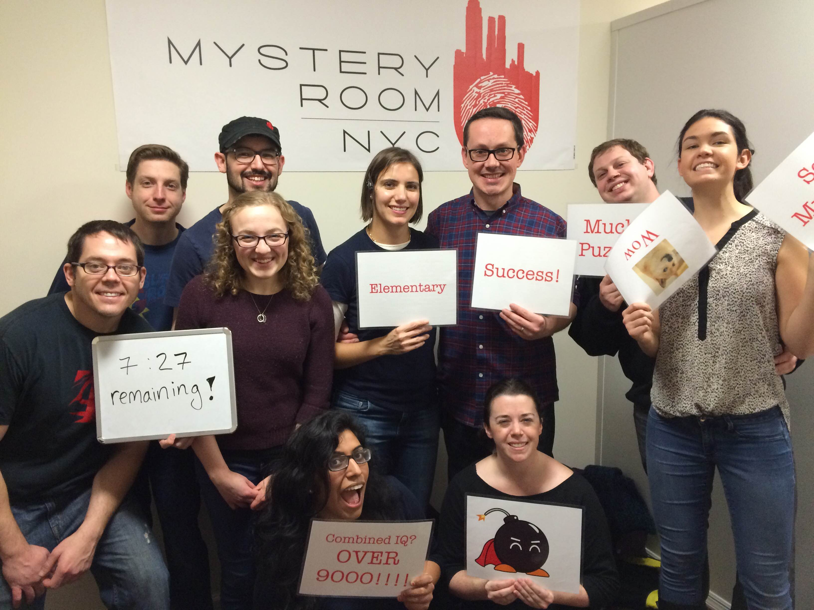 Mystery Room NYC - Chapter 1: Penthouse 116 [Review] - Room Escape ...