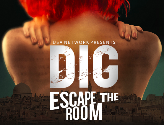 Usa Network Escape The Room Dig Room Escape Review