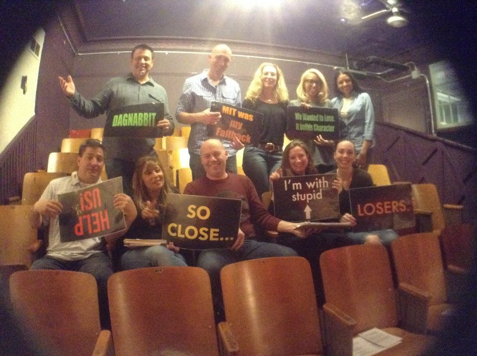 Escape The Room Theater Review