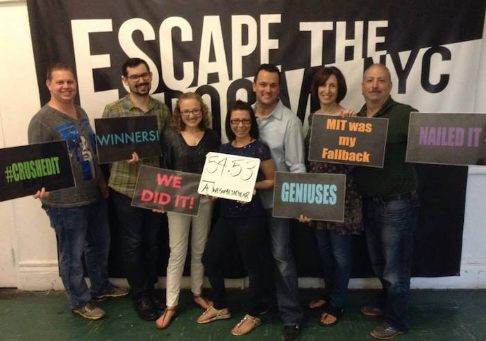 Escape the Room NYC – Apartment [Review] - Room Escape Artist