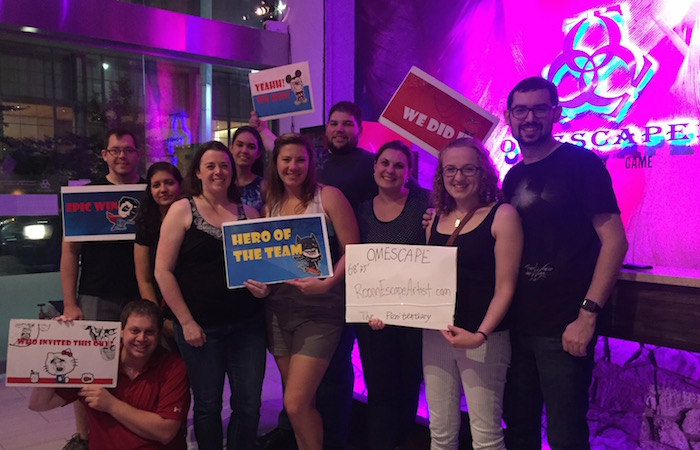 Escape The Room August  Nyc