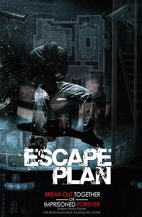 Mission Escape Games Queens Escape Plan Review Room