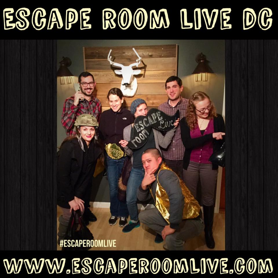 escape room live escape room live dc back to the 80s review room 10013