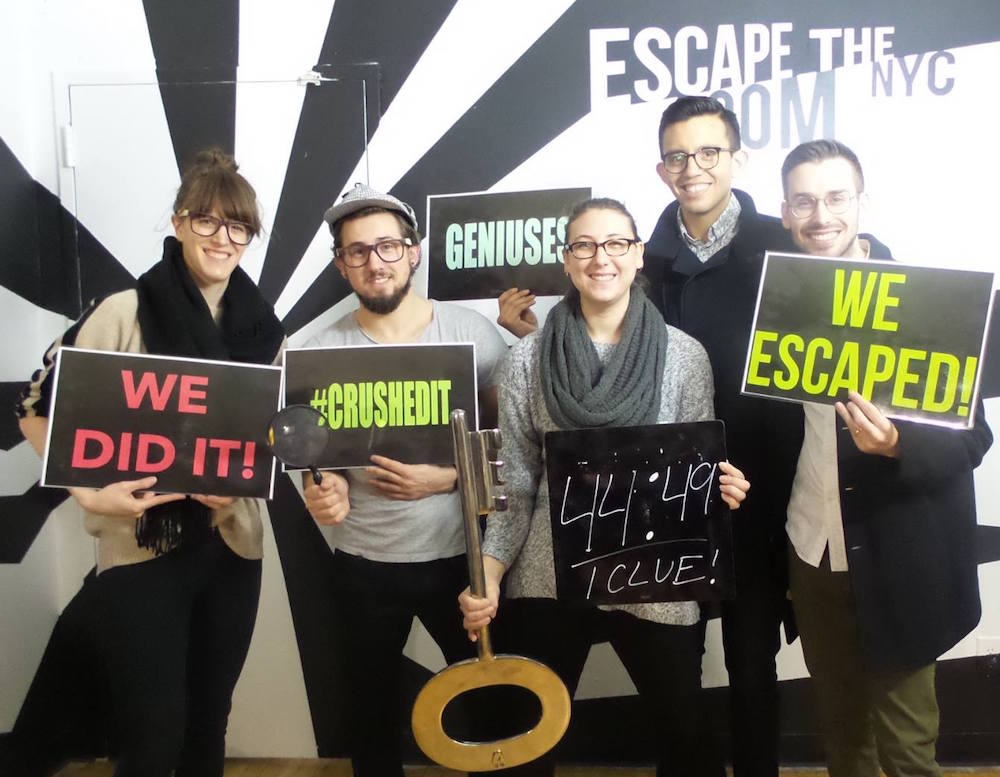 Image result for escape the room nyc