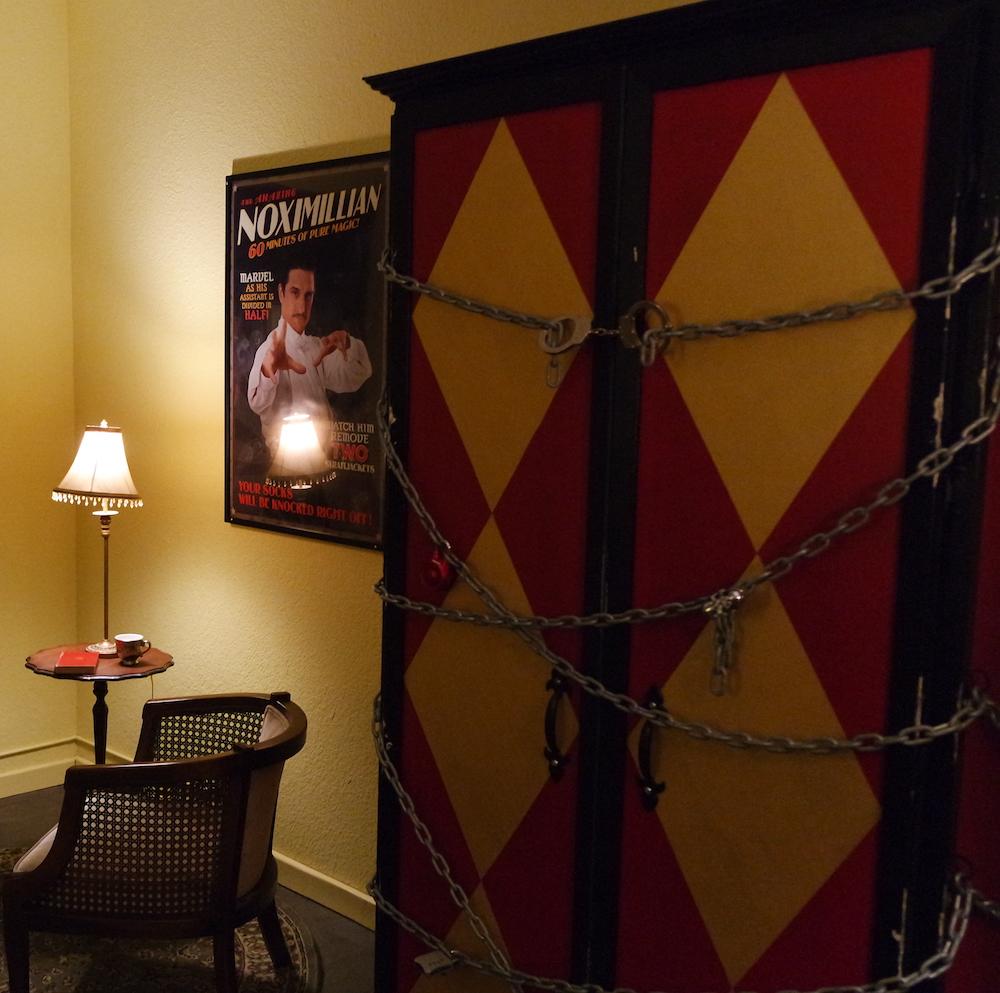 Escape Artist Room Game