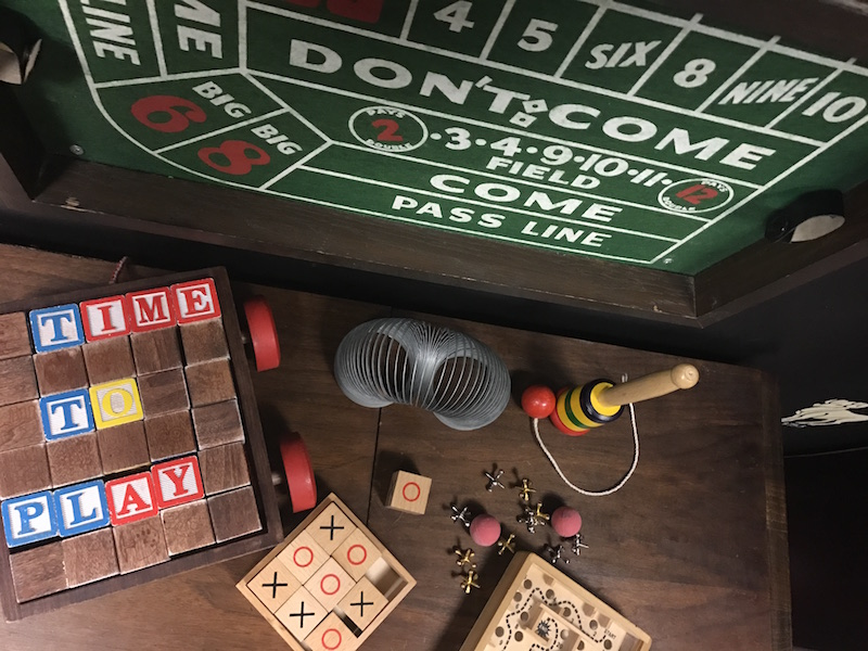The Great Escape Room™ - Moriarty\'s Gameroom [Review] - Room ...
