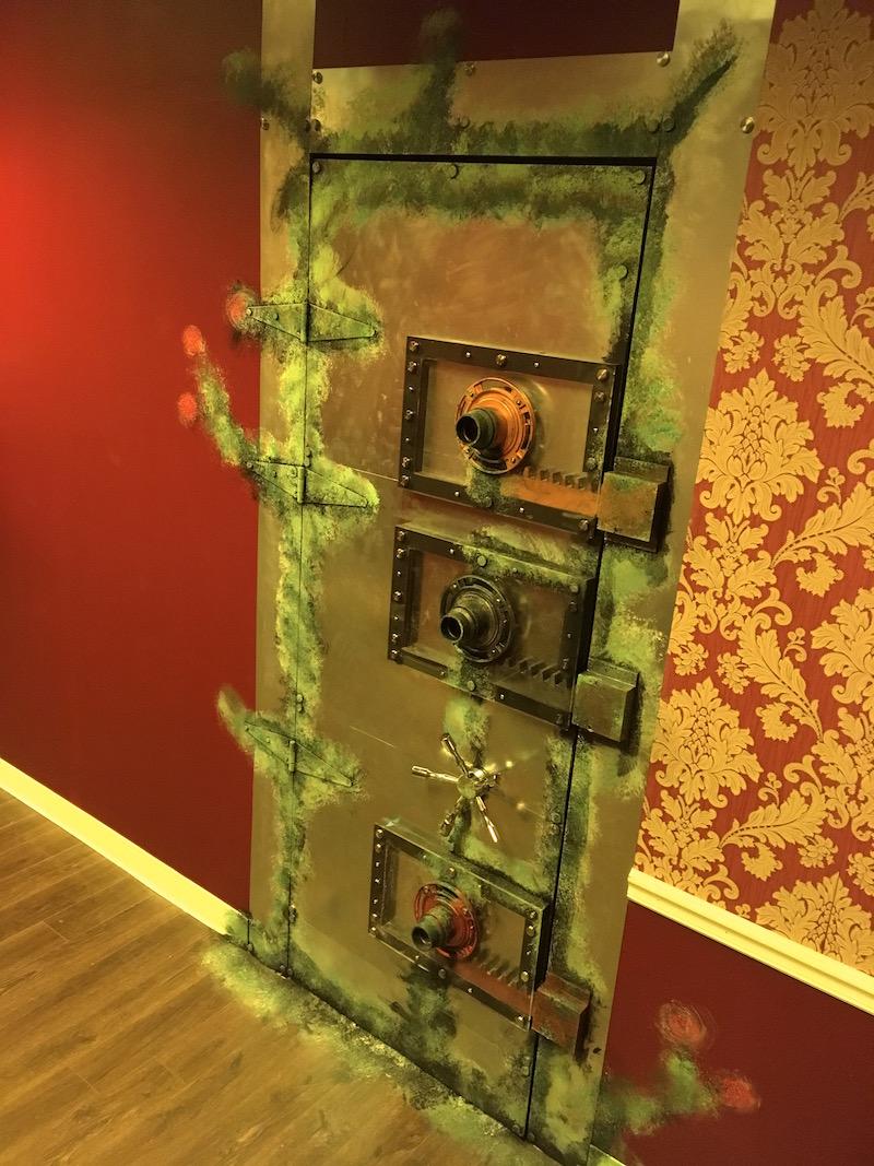 Baltimaze Ex Machina Review Room Escape Artist