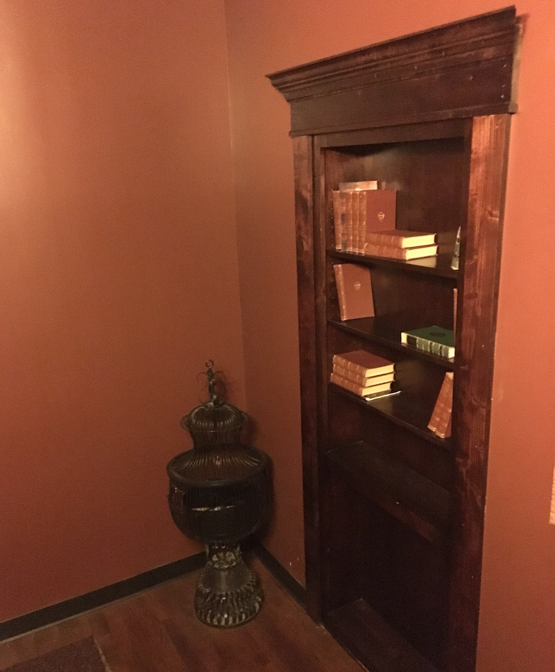 Charm City Clue Room Edgar Allan Poe Room Review