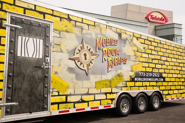 Mobile Room Escape Chicago Il
