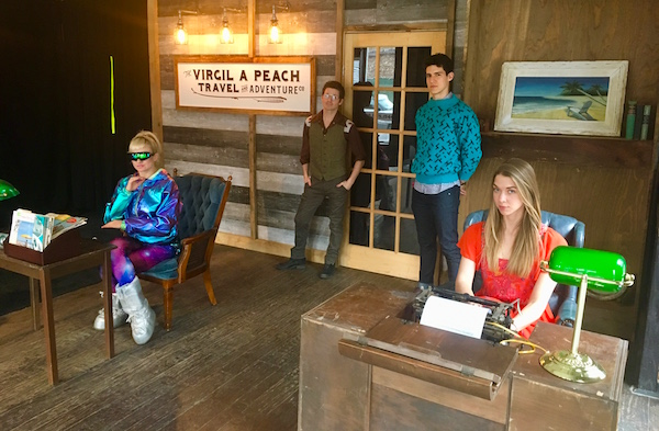 Virgil A Peach Travel And Adventure Co Escape To