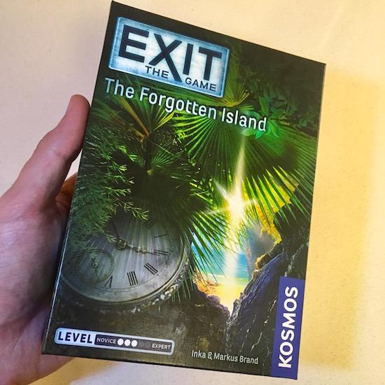 Exit the Game: The Forgotten Island - Thames & Kosmos ...