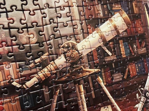 Ravensburger Space Observatory Escape Puzzle Review
